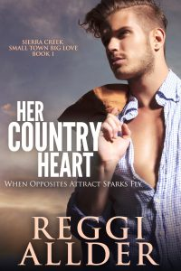 Her Country Heart a Sierra Creek Novel