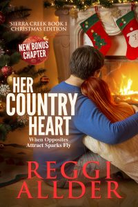Her Country Heart Christmas Edition a Sierra Creek Novel