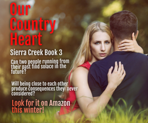 Our Country Heart Vanna's Story a Sierra Creek Novel